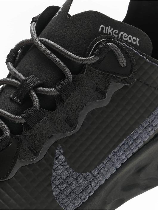 Nike Sneakers React Element 55 Premium black