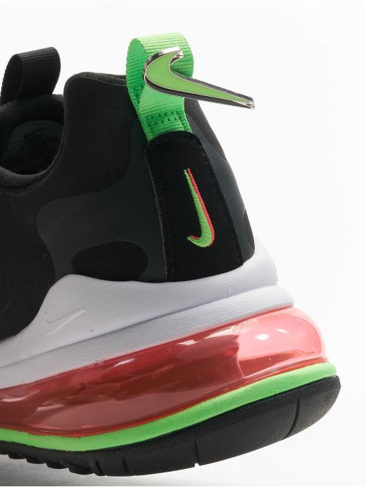 Nike Sneakers Air Max 270 React World Wide black