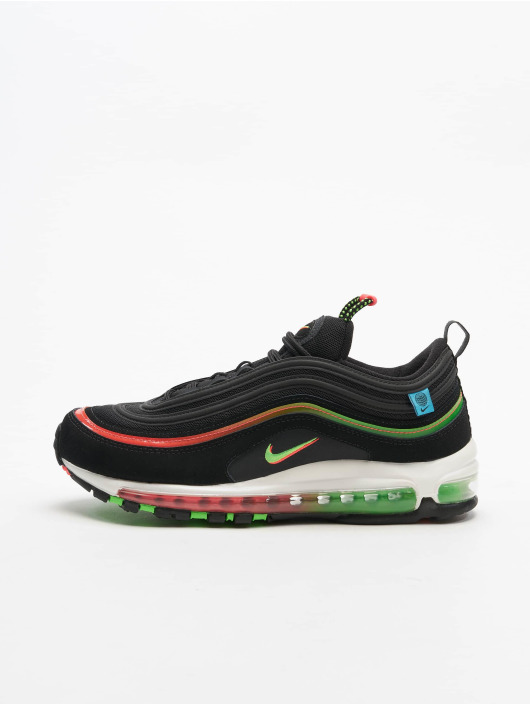 Nike Sneakers Air Max 97 World Wide black