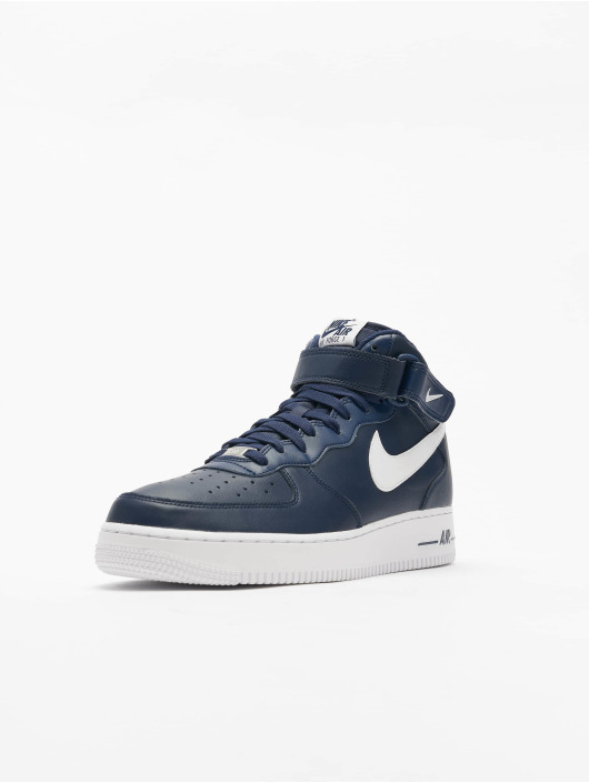 Nike Sneakers Air Force 1 Mid '07 AN20 blue
