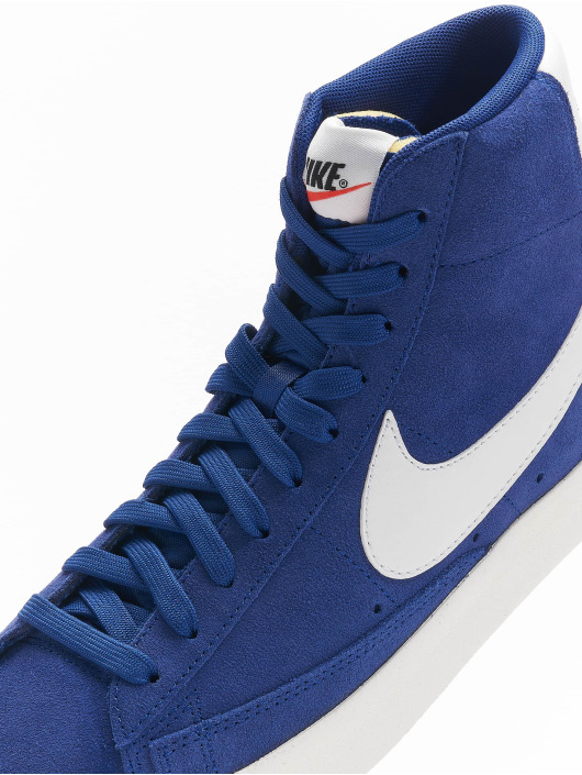 Nike Sneakers Blazer Mid '77 Suede blue
