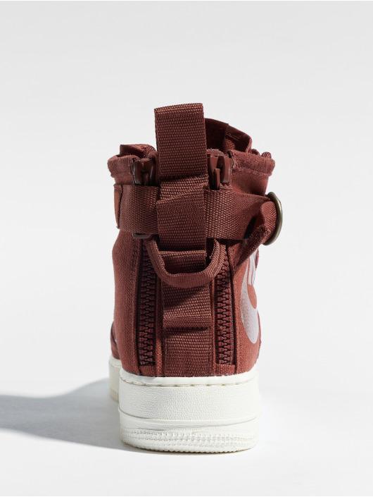 Nike Sneakers Sf Air Force 1 Mid brown