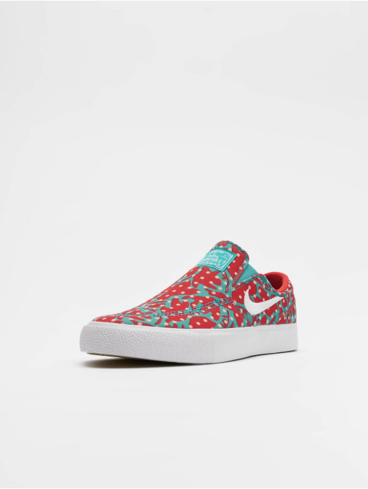 Nike Sneakers Zoom Janoski Slip Canvas colored