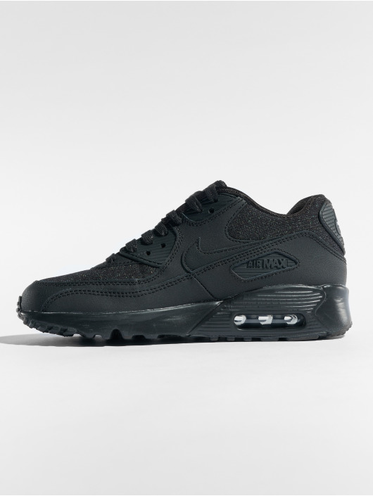 Nike Sneakers Air Max 90 SE Mesh (GS) czarny