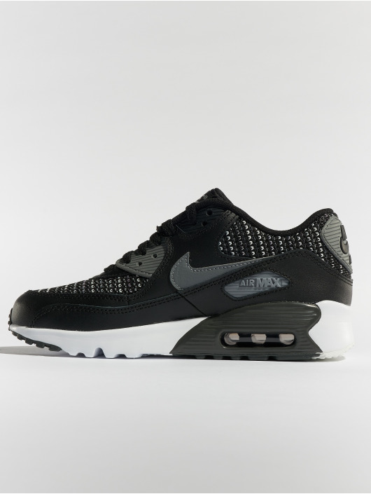 Nike Sneakers Air Max 90 Mesh SE (GS) czarny
