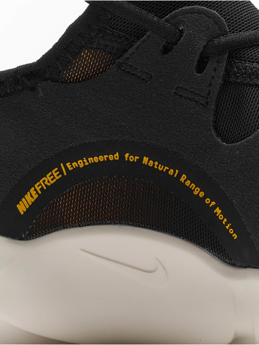 Nike Sneakers Free Run 5.0 (GS) czarny