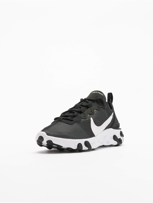Nike Sneakers React Element 55 czarny