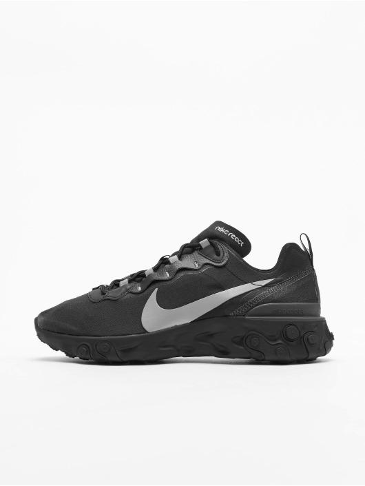Nike Sneakers React Element 55 SE czarny