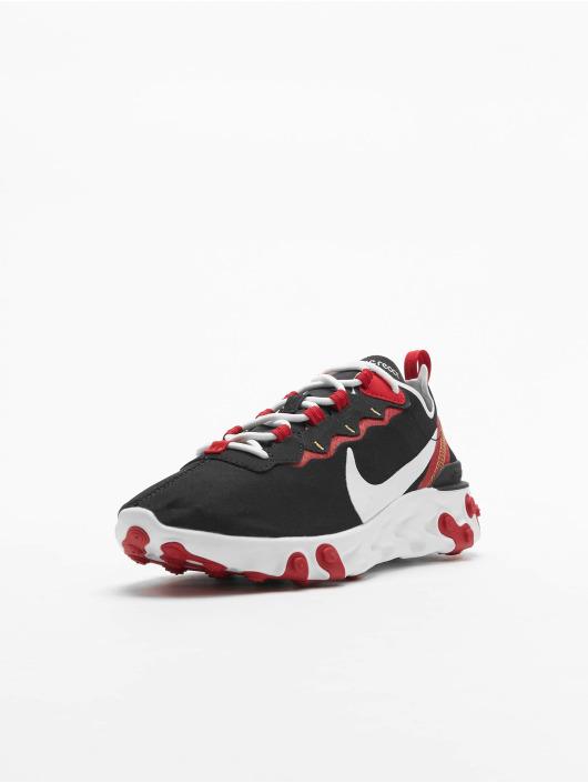 Nike Sneakers React Element 55 czarny