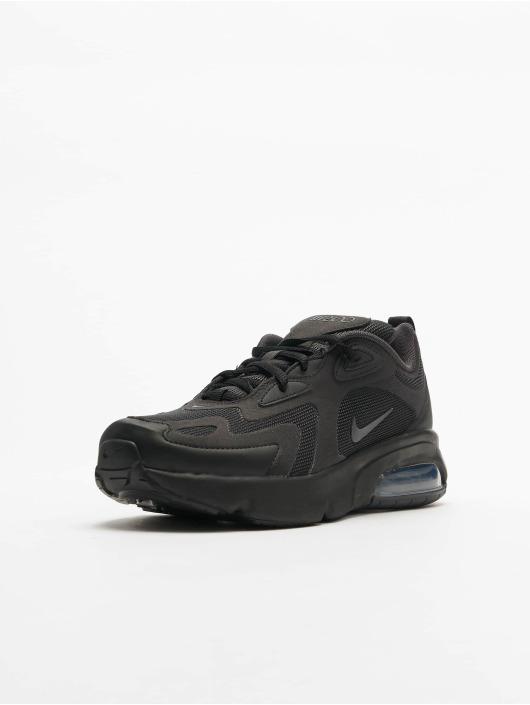Nike Sneakers Air Max 200 (GS) czarny