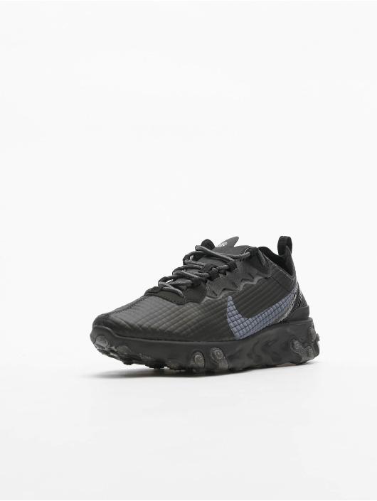 Nike Sneakers React Element 55 Premium czarny