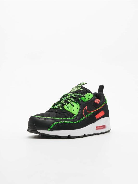 Nike Sneakers Air Max 90 World Wide czarny