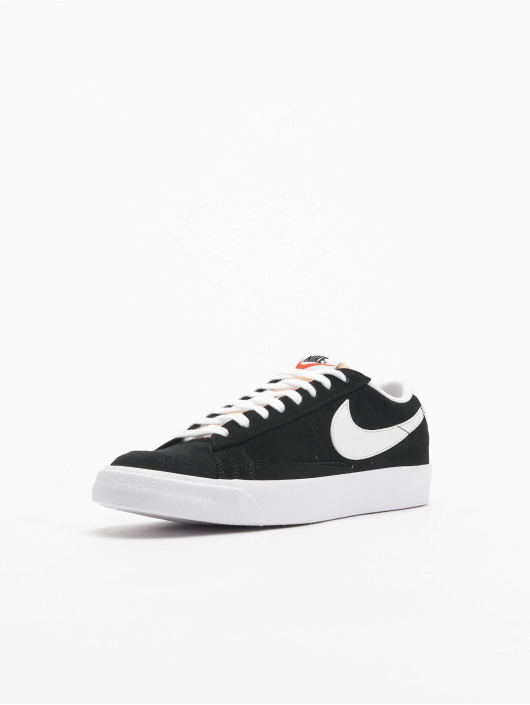 Nike Sneakers Blazer Low '77 Suede czarny
