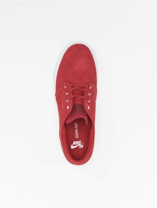 Nike Sneakers Zoom Stefan Janoski czerwony