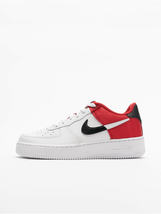 Nike Sneakers Air Force 1 LV8 1 (GS) czerwony