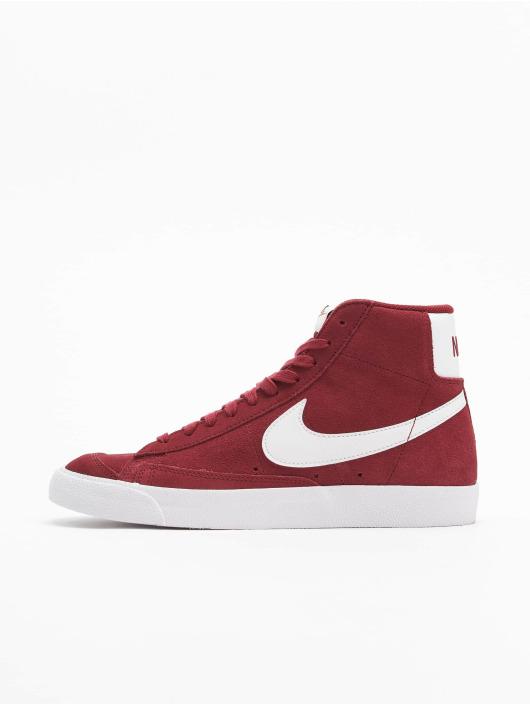 Nike Sneakers Mid '77 Suede czerwony