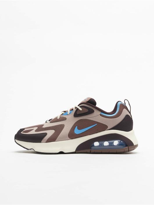 Nike Sneakers Air Max 200 fialová