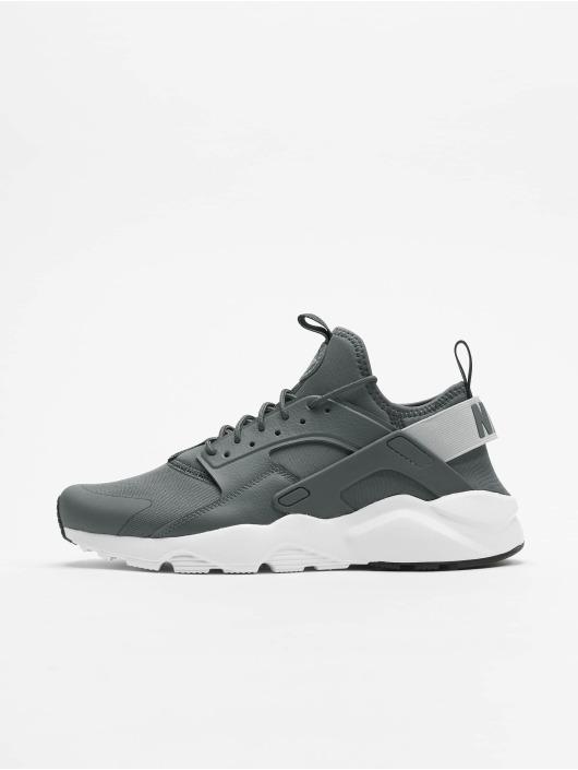 Glimrende Nike Sko / Sneakers Air Huarache Rn Ultra i grå 660897 QD-36