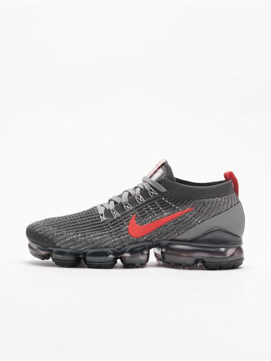 Nike Air Vapormax Flyknit 3 Sneakers Iron GreyTrack RedParticle Grey