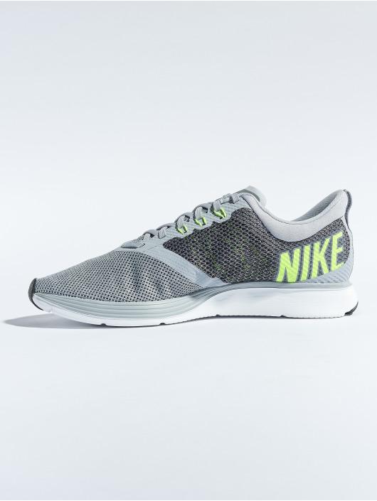 Nike Sneakers Zoom Strike Running grey
