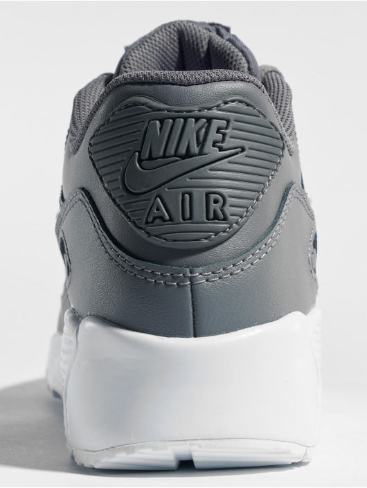 Nike Sneakers Air Max 90 Leather (GS) grey
