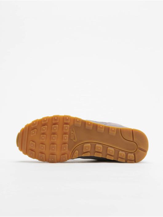 Nike Sneakers Mid Runner 2 Suede grey