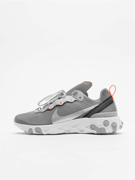 Nike Sneakers React Element 55 grey