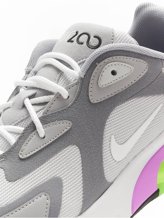 Nike Sneakers Air Max 200 grey