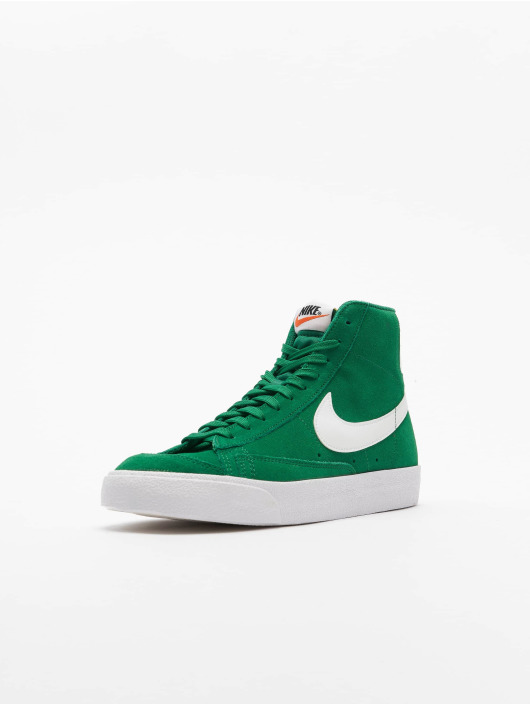 Nike Sneakers Mid '77 Suede grön