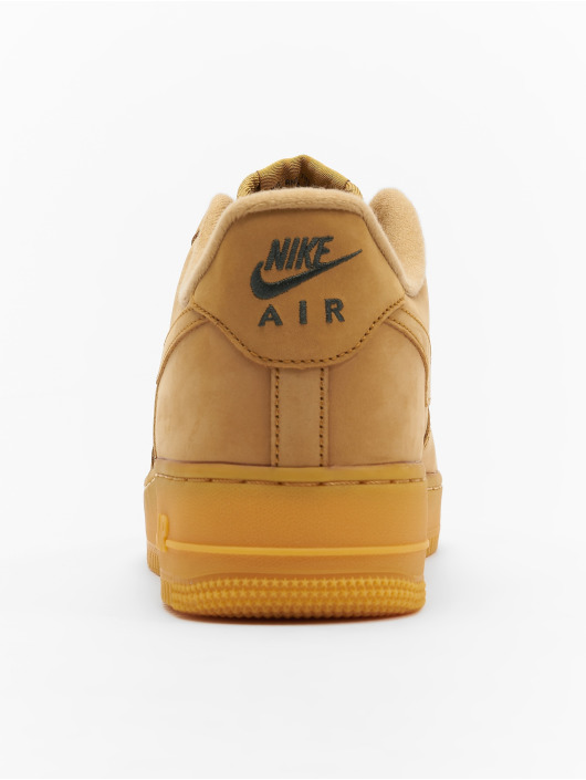 Nike Sneakers Air Force 1 '07 Wb hnedá