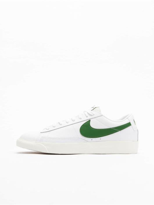 Nike Sneakers Blazer Low Leather hvid