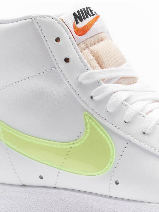 Nike Sneakers W Blazer Mid '77 Ess hvid