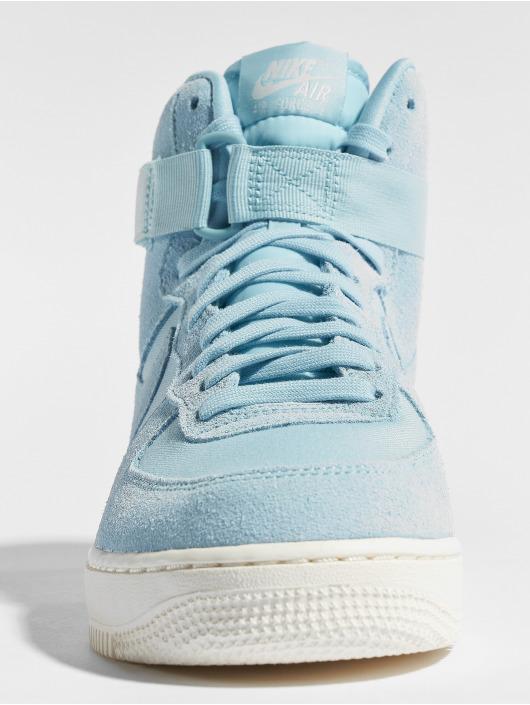 Nike Sneakers Air Force 1 High '07 Suede modrá