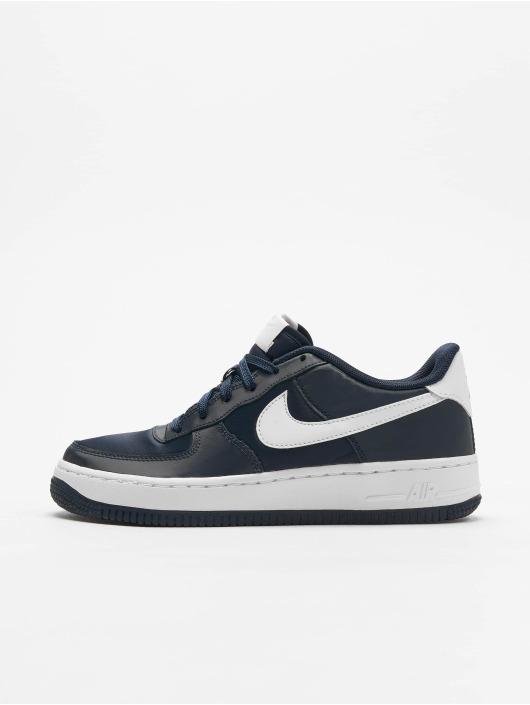Nike Sneakers Air Force 1 Vday (GS) modrá