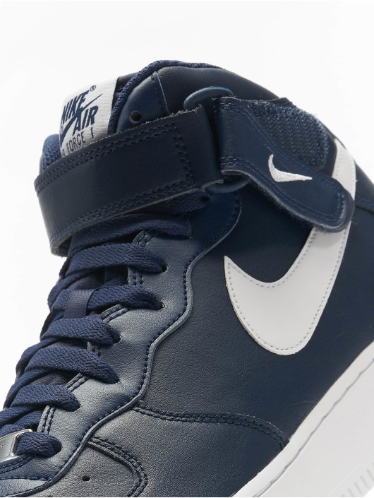 Nike Sneakers Air Force 1 Mid '07 AN20 modrá