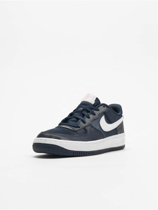 Nike Sneakers Air Force 1 Vday (GS) niebieski