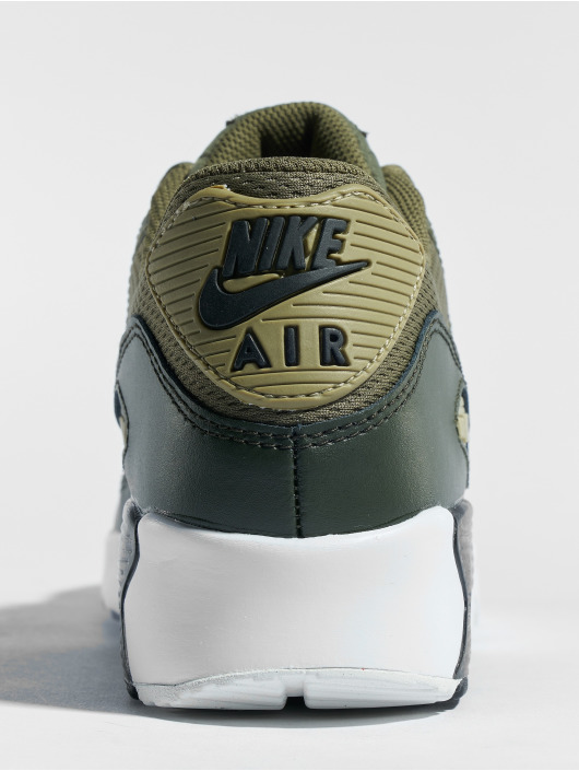 Nike Sneakers Air Max 90 Mesh (GS) olive