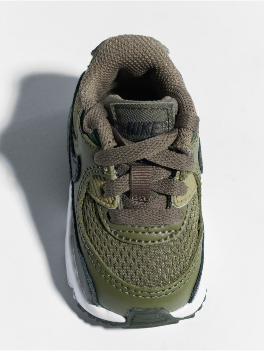 Nike Sneakers Air Max 90 Mesh (TD) Toddler olive