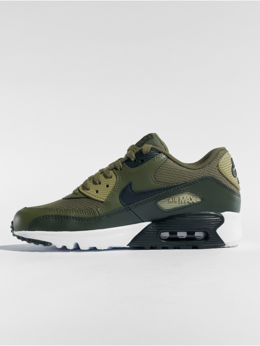 Nike Sneakers Air Max 90 Mesh (GS) olivová