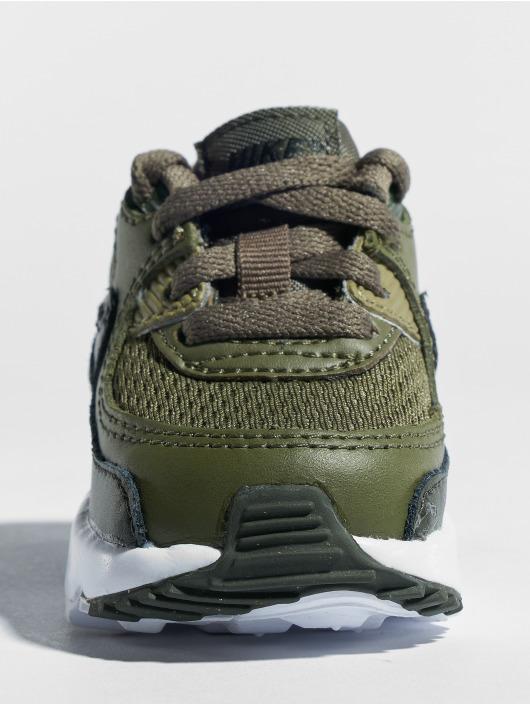 Nike Sneakers Air Max 90 Mesh (TD) Toddler olivová