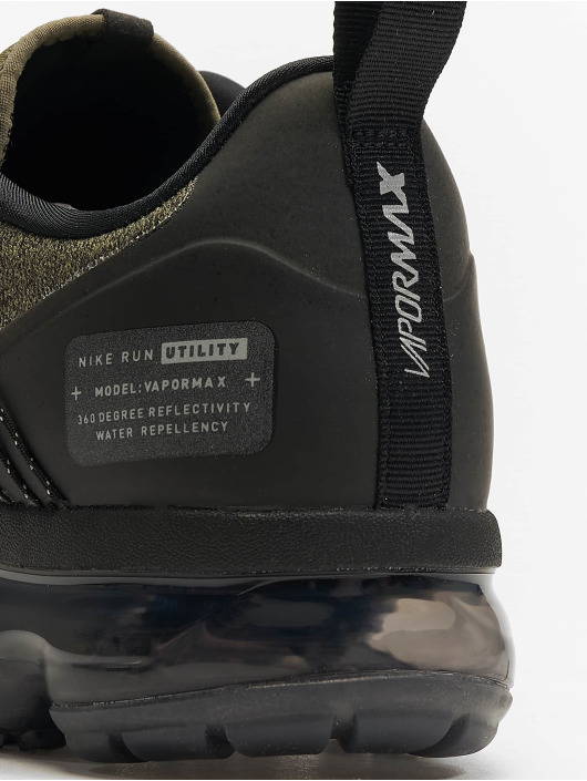 Nike Sneakers Air Vapormax Run Utility olivová