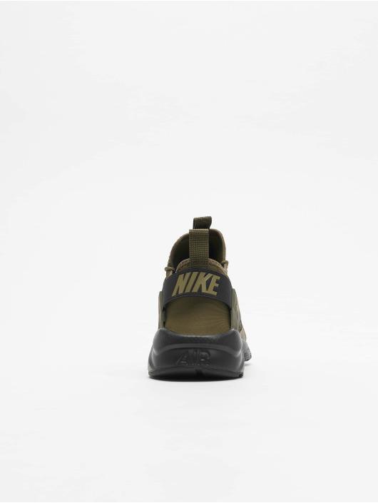 Nike Sneakers Air Huarache RN Ultra olivová