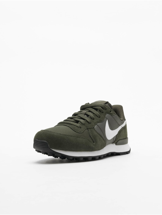 Nike Sneakers Internationalist olivová