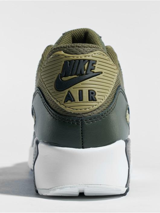 Nike Sneakers Air Max 90 Mesh (GS) oliwkowy