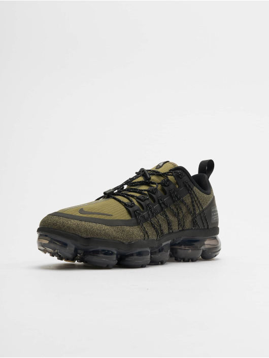 Nike Sneakers Air Vapormax Run Utility oliwkowy
