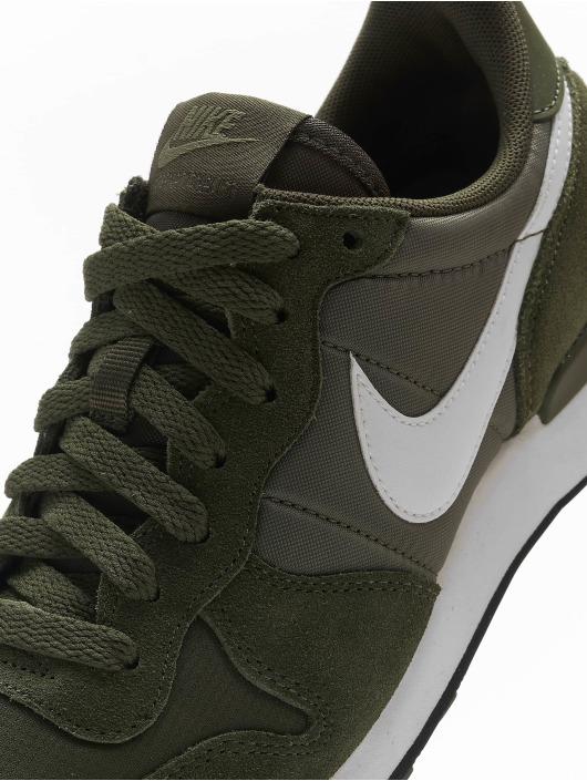 Nike Sneakers Internationalist oliwkowy