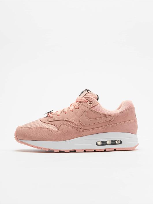 Nike Sneakers Air Max 1 oranžová