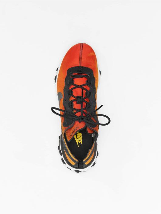 Nike Sneakers React Element 55 Premium SU19 pomaranczowy