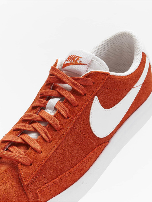 Nike Sneakers Low Suede pomaranczowy