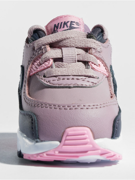 Nike Sneakers Air Max 90 Leather rosa